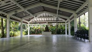 Yoga shala at Plantation Villa Sri Lanka