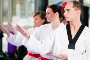 Try Martial Arts to release pent up tension and stress - Sarah Tuckett Psychotherapy