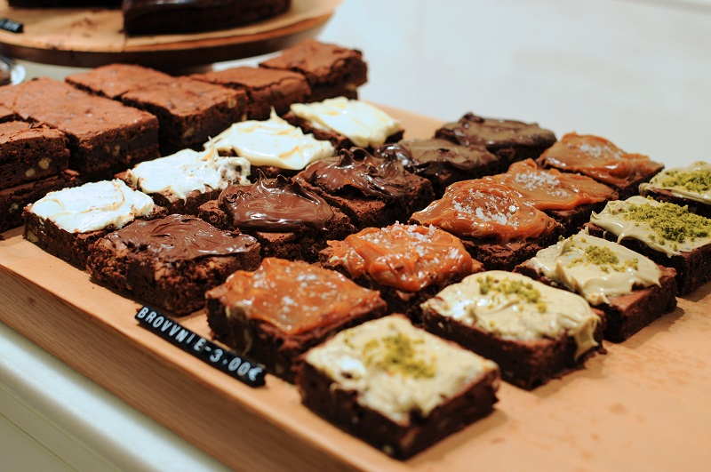 Brownies are not a girls best friend. If you want help with emotional eating then speak to Sarah Tuckett