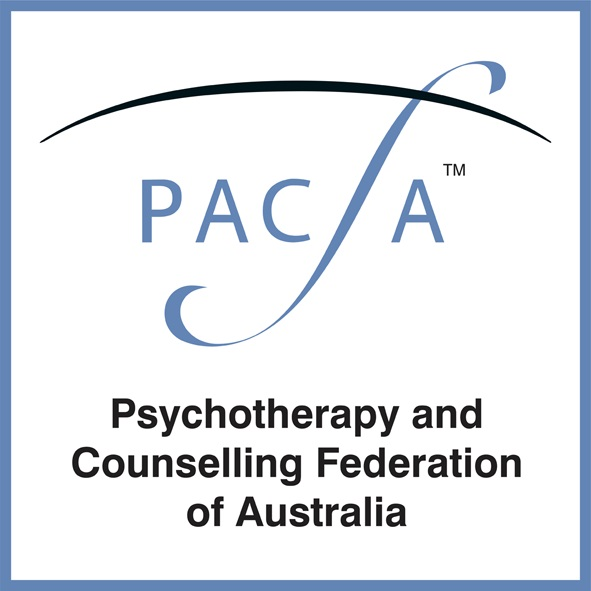 Logo of PACFA (Psychotherapy and Counselling Federation of Australia)